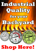 Buy Tel-Tru top-quality barbecue thermometers here
