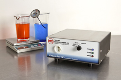 Check-Set IV thermometer calibrator for the laboratory