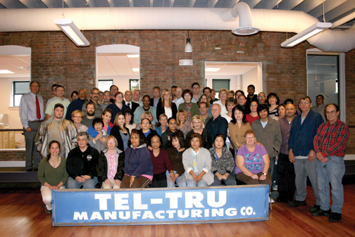 Providing Generations with Quality Instrumentation Products - Tel-Tru Manufacturing Company