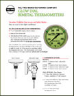 Glow Dial Thermometers