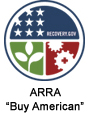 ARRA certificate --- Products made in the USA