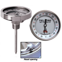 BBQ300R cooker / smoker Calibration Reset thermometer