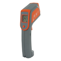 Professional Grade Infrared Thermometer QT418L1, range -76/932 degrees F, 12:1 ratio