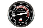 Black Dial Barbecue Thermometers