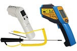 Tel-Fast Non-Contact Infrared Thermometers