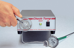 HACCP Temperature Calibrator
