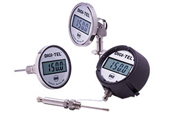 Tel-Tru Thermometer Installation Kit for replacement barbecue thermometers