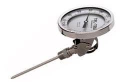 可调角度工业温度计